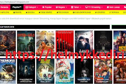 Download template premium LK21 movie gratis