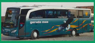 Nomor Telepon Agen Bus Garuda Mas