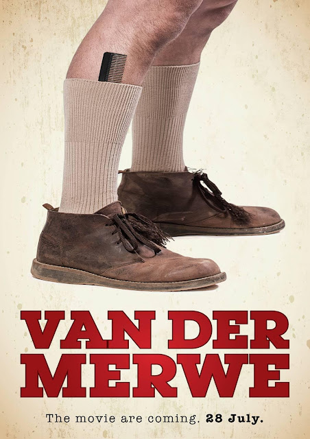 The Butt of South African Jokes Comes To Life on The Big Screen @VanDerMerweFilm #Movies