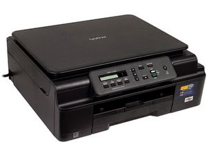 Download Driver Brother DCP-J105 Printer