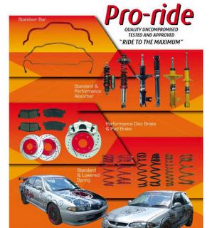 Shock Absorber Sport & Standard - PRORIDE   ABSORBER
