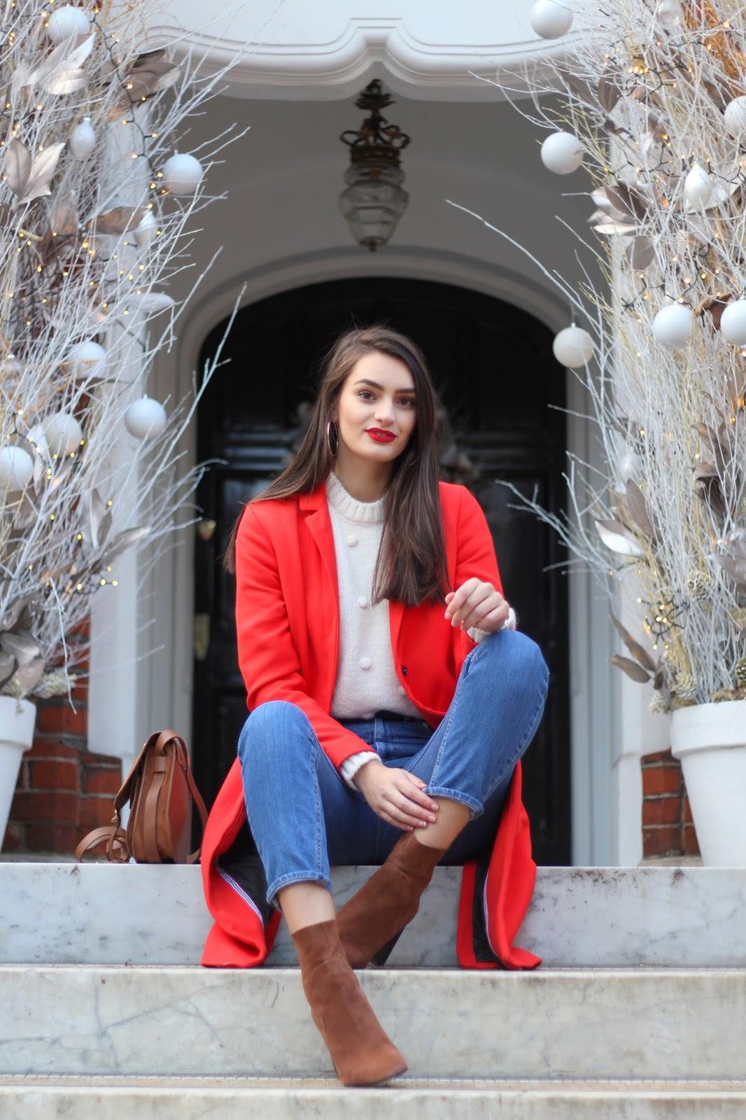 christmas style peexo blogger