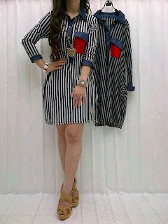 Dress Salur Spandex fit to L