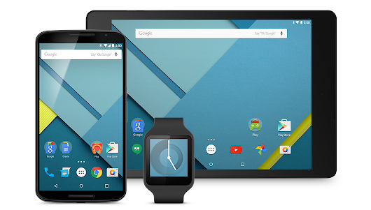 Android 5.0 Lollipop SDK and Nexus Preview Images