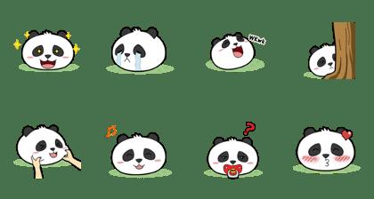 Pepe the Cute Little Panda