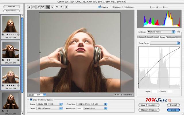 Adobe Camera Raw 9.12 for Mac OS X Offline Setup Free Download