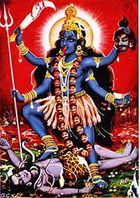 Diosa Kali