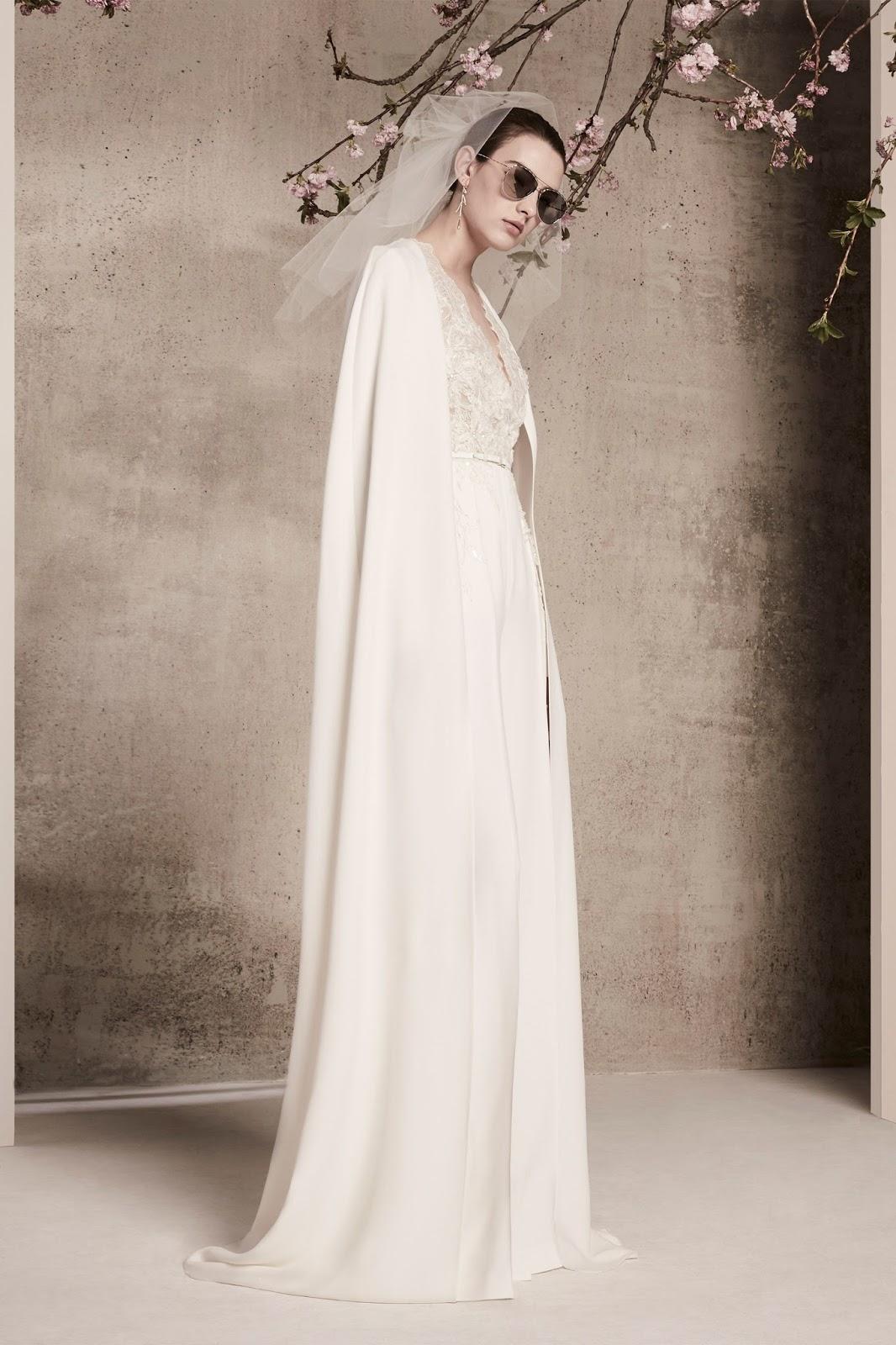 Top Abiti da sposa 2018, le novità dalla Bridal Fashion Week di New York FV36
