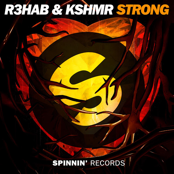 R3hab & KSHMR - Strong (Extended Mix) - Single Cover