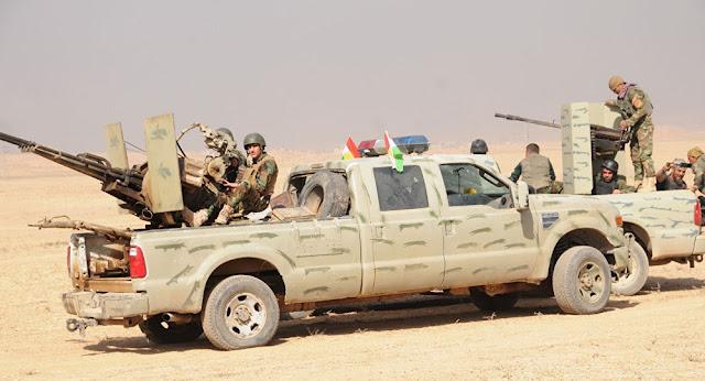 Iraq establece control petróleo Kirkuk