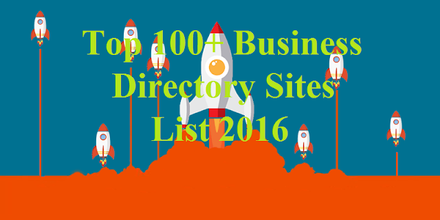 Free Do-Follow 100+ Business Directory Sites List 2016
