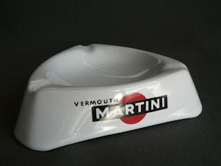 CENICERO DE MARTINI PORCELANA