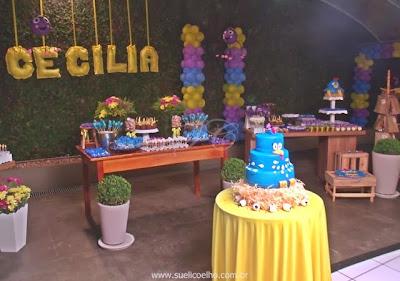 Sueli Coelho festas personalizadas Oficina dos Sonhos Buffet São Luis MA