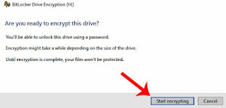 how to save protection on pendrive