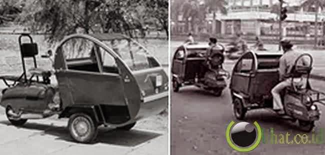 5 Alat Transportasi Jaman Dulu di Jakarta yang nge-TOP