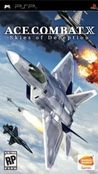 Download ace combat x skies of deception PPSSPP ISO