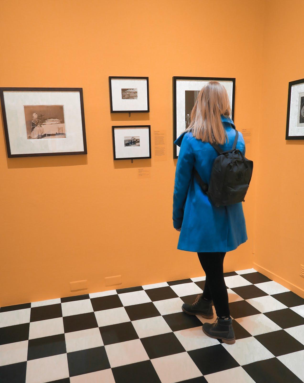 ANNA IN FOAM AMSTERDAM MUSEUM BY LAURA JETTEN