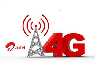 Airtel tops comparing all telecom operators in terms of 4G downloading speed