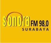 Streaming Radio 98 Sonora FM Surabaya