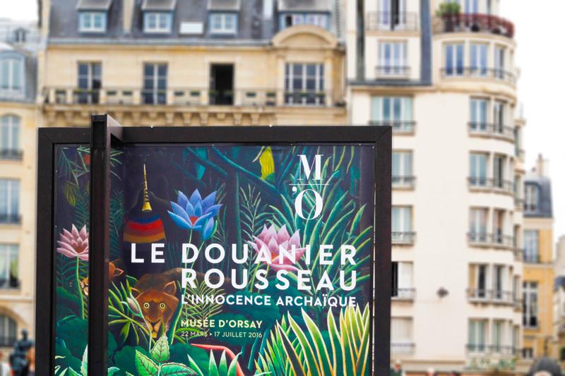 Musé d'Orsay le Douanier Rousseau