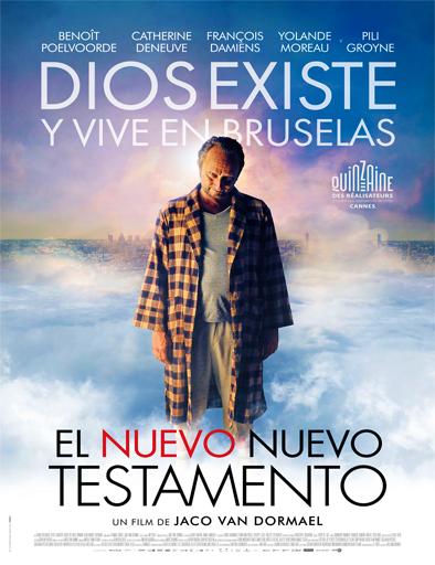 Ver El nuevo Nuevo Testamento (2015) Online