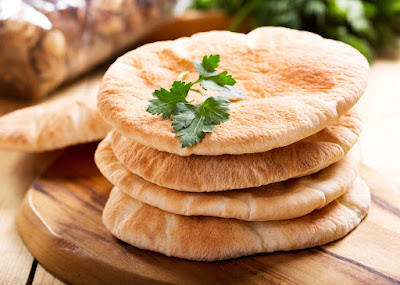 Mediterranean Pita Bread