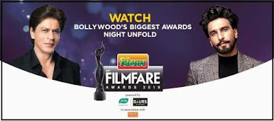 64th Filmfare Awards 2019