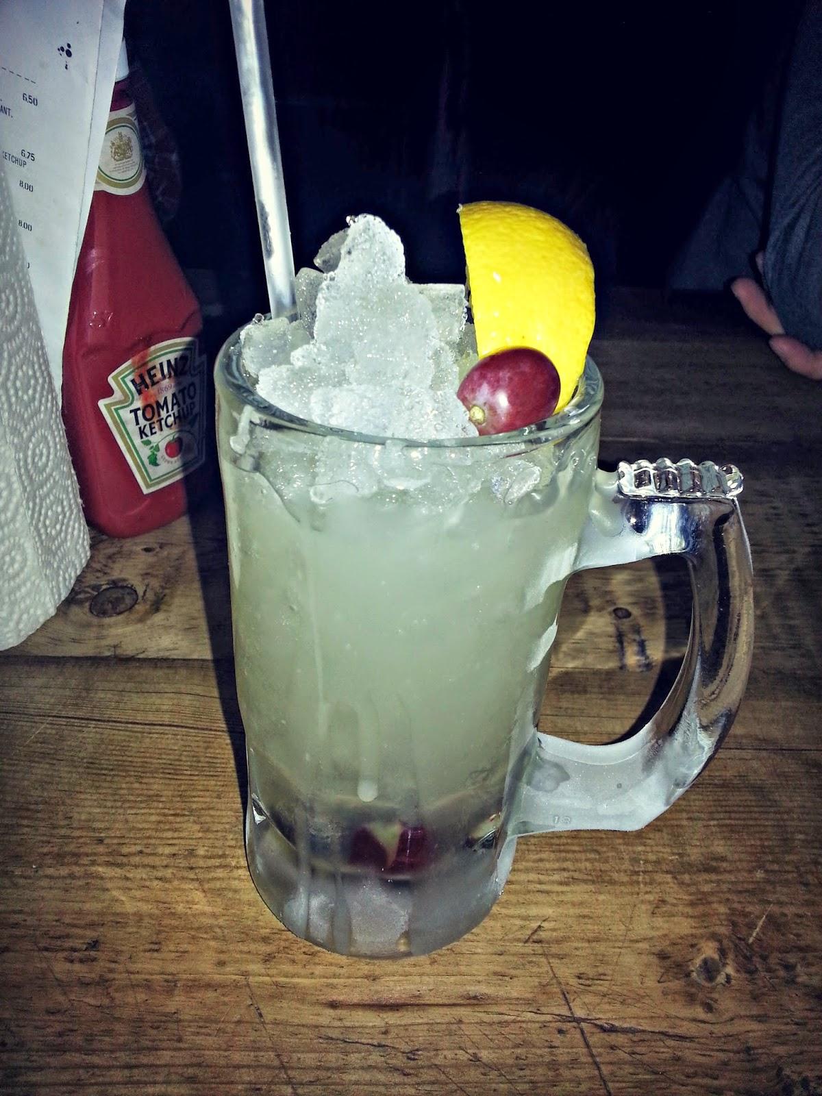 Meatliquor Summer of Love Cocktail