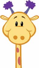 Girafa | Galinha Pintadinha