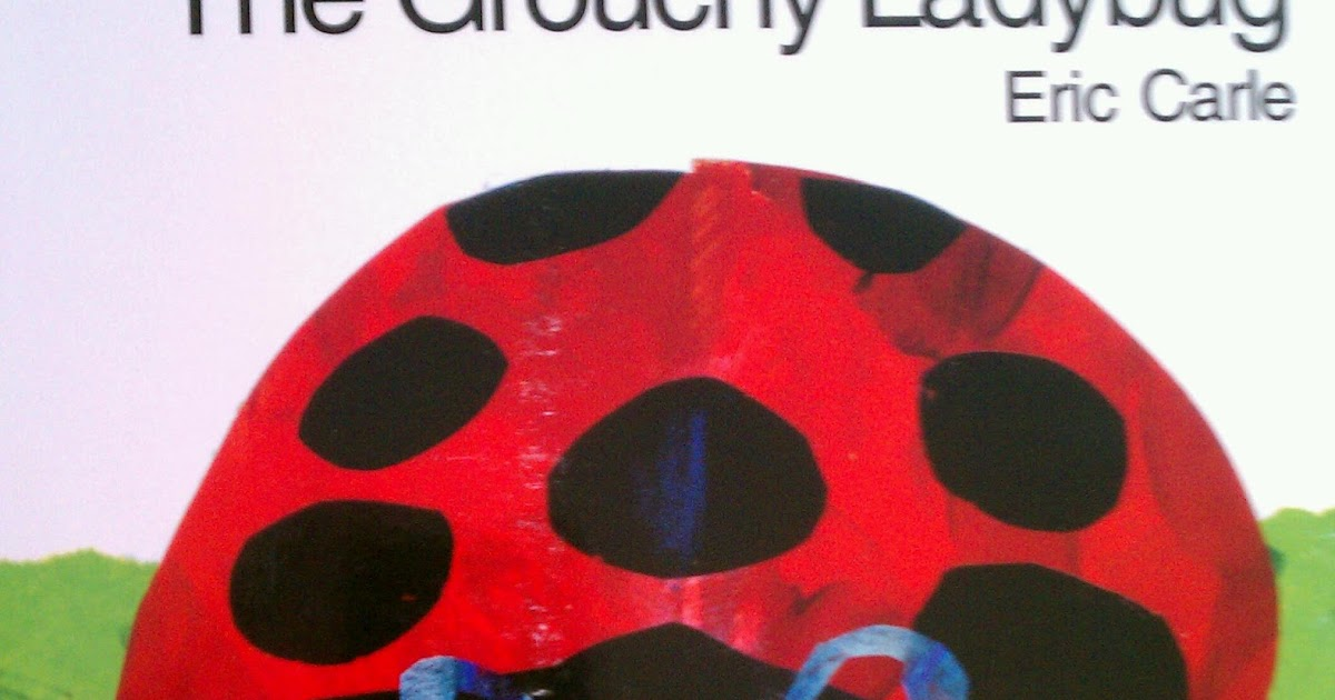 Mrs Nguyen S Artopedia The Grouchy Ladybug