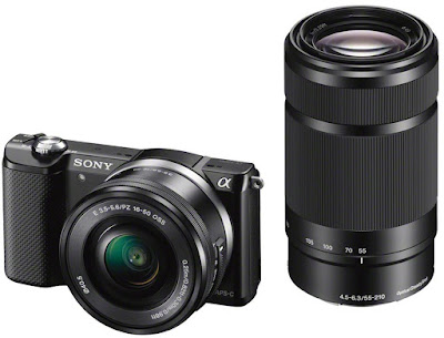 Sony A5000 (pack)