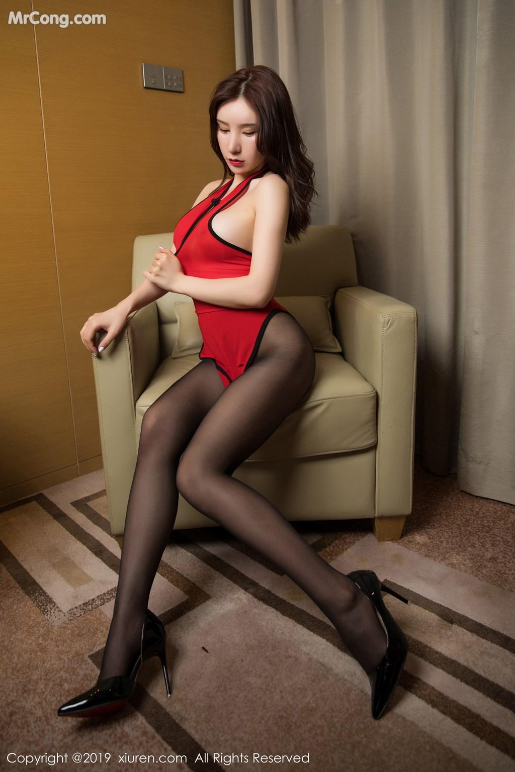 XIUREN No.1574: Zhou Yuxi (周于希Sandy) (66P)