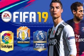 Download Fts Mod Fifa 19 Mobile Android Graficos Hd Apk + Data Obb 1
