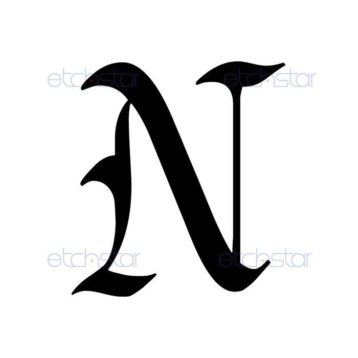 n tattoo designs
