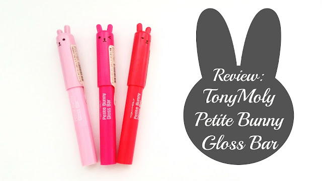TonyMoly Petite Bunny Gloss Bar Review