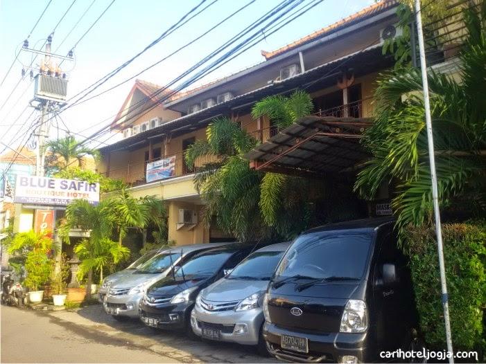 Blue Safir Hotel Dagen Yogyakarta
