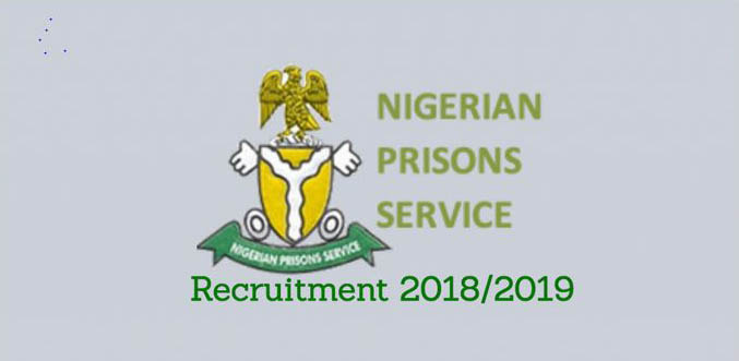 Nigerian Prisons Service Recruitment