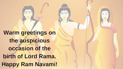 2019 Ram Navami Wishes
