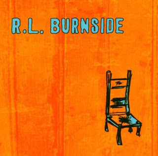 R.L. Burnside's Wish I Was In Heaven Sitting Down