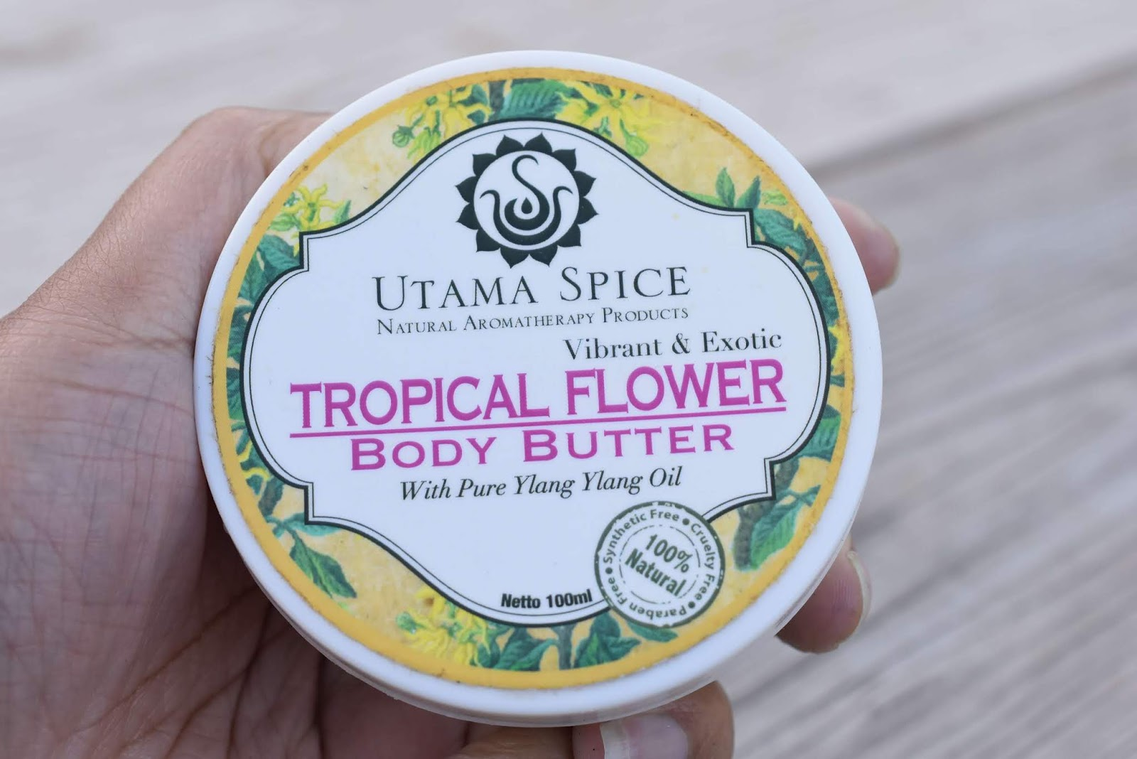 100% Natural Aromatherapy Products Helping My Mind, Body, and Soul: Utama Spice  via  www.productreviewmom.com