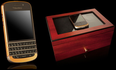 BlackBerry Q10 Mewah