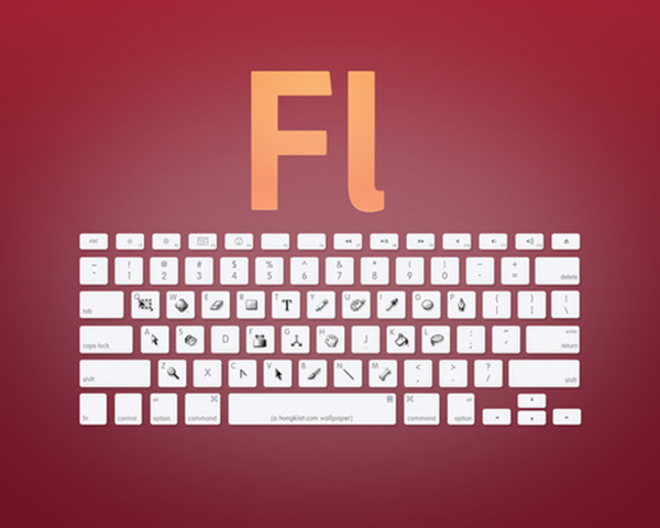 Keyboard Shortcuts Flash