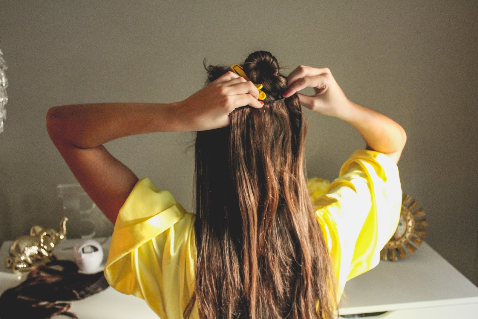 Luscious Length with Irresistible Me - How To Wear Hair Extensions / www.Neutral2Neon.com