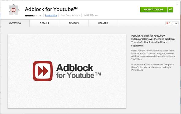 Install adblock youtube chrome   Peatix