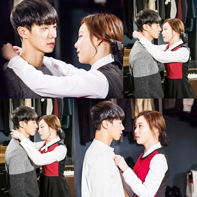 Cha Soo Yeon and Kang Ki Tan