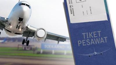 Bahaya Unggah Tiket Pesawat ke Media Sosial