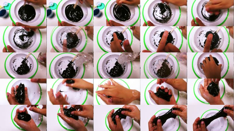 How to make slime without borax and glue and tide and cornstarch and how to make slime without borax and glue and tide and cornstarch and baking soda and flour and soap ccuart Images
