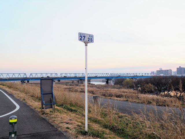 江戸川 流山橋