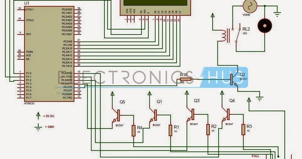 How to Make an Ideal Automatic Water Level Controller and ...