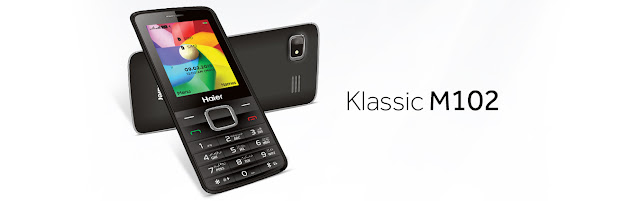Haier Klassic M102 Mobile
